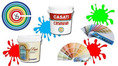 Tintometro casati sanotint light tabella colori - Vernici casati ...